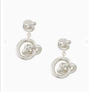 Kendra Scott Presleigh Love Knot Drop Earrings